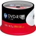 HP 日本限定版 16X DVD-R 桶裝 (50片)