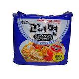 韓國PALDO高麗麵海鮮味113g*5包