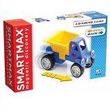 【上誼】比利時Smartmax《寶寶磁力接接棒-迴力卡車》