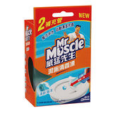 威猛先生潔廁清香凍補充管-清新海洋38g*2入/盒