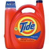 美國汰漬Tide全新2X濃縮洗衣精170OZ