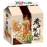 統一巷口乾麵麻醬風味100g*4包