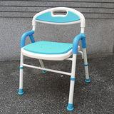 新型摺疊式洗澡椅【EVA座墊】S-158