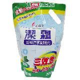 潔霜地板清潔劑補充包-檸檬香2000gm