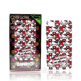 【日本國內限定HELLO KITTY X MY MELODY】iPhone4G手機背蓋