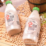 【羅東農會】羅董2倍濃無糖豆奶/五穀飲24瓶(245ml/瓶)