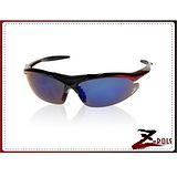 【視鼎Z-POLS旗艦系列】PC防爆七彩藍 頂級黑紅漸烤漆 TR超彈性舒適材質 UV4運動眼鏡,全新上市