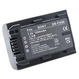 【Kamera】佳美能 For Sony NP-FH50 日製專用鋰電池