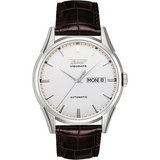 TISSOT VISODATE 1957 經典自動腕錶(T0194301603101)-銀白