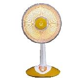 鄉村12吋鹵素燈電暖器 S-3201T