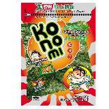 相撲手Konomi 超大片烤海苔-香辣海鮮-48g