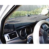 (休旅車用)汽車麂皮儀表板避光墊
