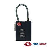 TSA海關鎖-鋼索鎖(1入)
