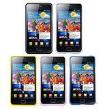 【MATE】Samsung I9100 花彩簡約手機殼-共五色