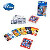 (購物車)《購犀利》美國品牌【Disney】迪士尼記憶對對樂兒童益智牌組(台灣製)-米奇米妮、維尼