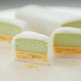 【貝利比魔法烘焙】禪意綠茶乳酪條(6條/盒)*1盒-含運