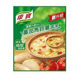 康寶新升級-蕃茄馬鈴薯濃湯47g*2入
