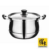 鍋寶不銹鋼節能再煮鍋4公升CP-6040