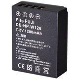 【Kamera】Fujifilm NP-W126 高容量鋰電池
