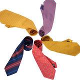 dunhill 絲質紳士領帶-多款任選均一價
