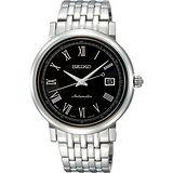 SEIKO 4R35 王者之範精密機械錶(黑面) 4R35-00C0D
