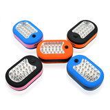 【LIFECODE】磁性小型壁掛燈/手電筒(24+3LED燈) 不挑色