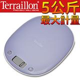 【法國Terraillon】法國馬卡龍造型料理電子秤-薰衣紫(Macaron)