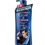 CLEAR淨男士草本抵禦洗髮乳750ml