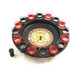 【PS Mall】俄羅斯輪盤幸運轉盤玩具 夜店酒吧必備遊戲小物(J1433)