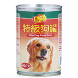 最划算狗罐頭-牛肉400g
