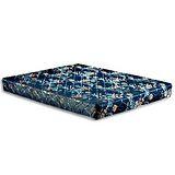 【Bernice】頂級3D緹花冬夏兩用彈簧床墊3.5X6.2尺(標準單人)
