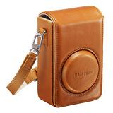 SAMSUNG Leather Case EX2F 原廠皮套.