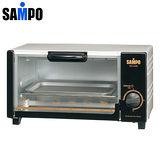 【SAMPO聲寶】6公升電烤箱(KZ-LA06)