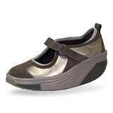 METAFIT 時尚健康鞋-娃娃鞋系列-MJ6-輕甜灰