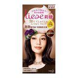 莉婕泡沫染髮劑-紅茶棕色