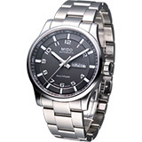 MIDO Multifort 簡約時尚 機械錶(M0054301108200)灰面
