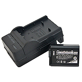 電池王 For SONY NP-FW50 / FW50 高容量鋰電池+充電器組 For NEX-7/NEX-6/NEX-8/NEX-5/NEX-C3/NEX-3/NEX3/NEX5/NEX-3A