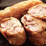 頂級爆漿雞腿肉捲12包(100g±5%/條,1包含3條)