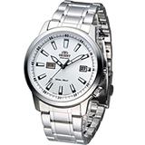 ORIENT 東方爭鋒時刻機械腕錶 FEM7K006W