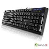 i-rocks KR-6260 24顆鍵不衝突遊戲鍵盤
