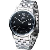 ORIENT 東方簡約紳士機械腕錶 FER2700BB