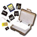 SA-5 Memory Pack 絨布墊 SD記憶卡收納盒 可容納六張