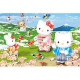 【SANRIO三麗鷗家族拼圖】Hello Kitty-新春遊戲 1000 pcs