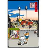 【SANRIO三麗鷗家族拼圖】Hello Kitty浮世繪系列-江戶日本橋1000 pcs