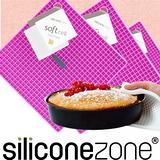 【Siliconezone 】施理康耐熱兩用防燙墊&防燙鍋墊-桃紅色