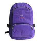 【Emilio Valentino】休閒運動後背包(EV-617)-紫色