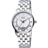MIDO Baroncelli Lady 真鑽腕錶(M0072071103800)-33mm