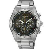 SEIKO criteria 舞力對決計時腕錶 V175-0AN0D