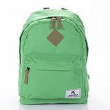SKECHERS Backpack solid 綠色後背包-7460118