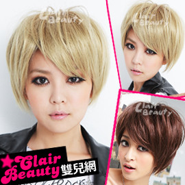 【101E】土屋安那搖滾ROCK視覺系短髮